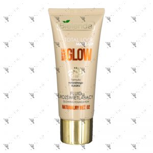 Bielenda Total look Make - Up Nude Glow Fluid 30g Glowing Foundation 02