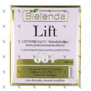 Bielenda LIFT Lifting and Rejuvenating Anti-Wrinkle Cream 60+ Day, SPF10 50ml