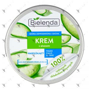 Bielenda Krem Face,Body & Hands Cream With Aloe Vera 200ml