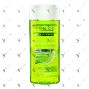 Bielenda Bouquet and Cucumber & Lime Mattifying Tonic 200ml