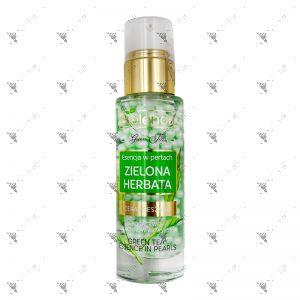 Bielenda Green Tea Essence In Pearls Face Serum/Primer 30g