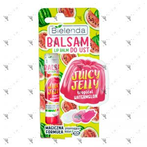 Bielenda Lip Balm Juicy Jelly Tropical Watermelon 10g