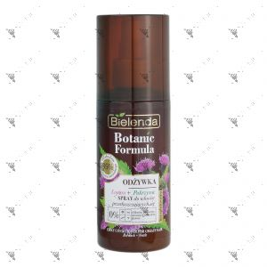 Bielenda Botanic Formula 95% Spray Conditioner for Greasy Hair 150ml