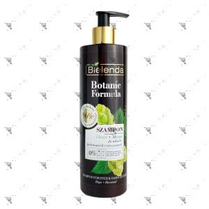 Bielenda Botanic Formula 96% Shampoo for Dyed & Damaged Hair 400g