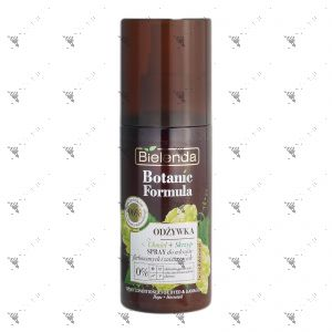 Bielenda Botanic Formula 96% Spray Conditioner for Dyed & Damaged Hair 150ml