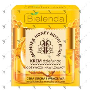 Bielenda Manuka Honey Nutri Elixir Cream 50ml