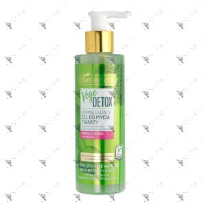 Bielenda Vege Detox Normalizing Face Wash Gel 200ml