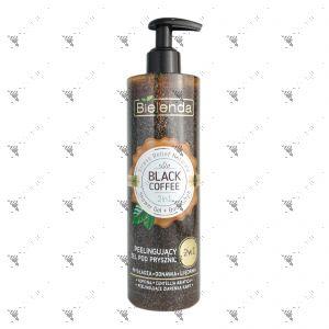Bielenda Stress Relief Naturals 2in1 Shower Gel+Body Scrub Black Coffee 410g