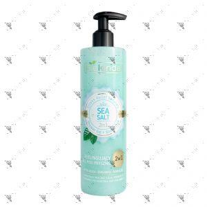 Bielenda Stress Relief Naturals 2in1 Shower Gel+Body Scrub Sea Salt 410g
