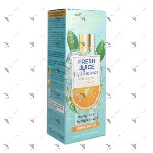 Bielenda Fresh Juice Moisturizing Hydro-Essence 110ml Orange