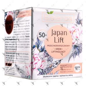 Bielenda Japan Lift Lifting Anti-Wrinkle Face Cream 50+ SPF60 50ml