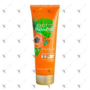 Bielenda Exotic Paradise Regenerating Body Lotion 250ml Papaja
