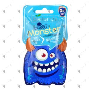 Bielenda Monster Moisturising 3D Sheet Mask 1s