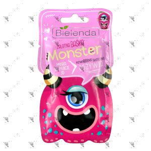 Bielenda Monster Nourishing 3D Sheet Mask 1s