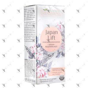 Bielenda Japan Lift Regenerating Anti-Wrinkle Face Serum 30ml