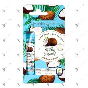 Bielenda Botanical Lip Care 10g Milky Coconut