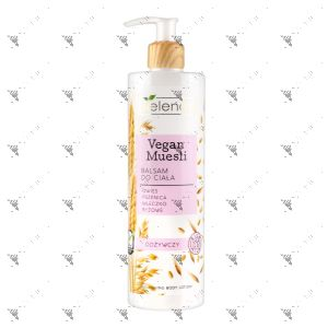 Bielenda Vegan Muesli Nourishing Body Lotion 400ml