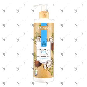 Bielenda Moisturizing Body Lotion Coconut Oil 400ml