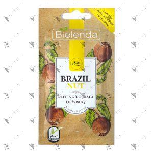 Bielenda Nourishing Body Scrub Brazil Nut 30g