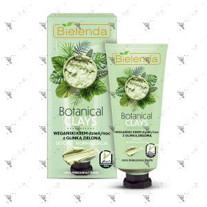 Bielenda Botanical Clays Vegan Cream 50ml Green