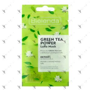 Bielenda Detoxifying Green Tea Power Luffa Mask 8g
