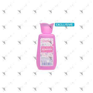 Delia No.1 Nail Polish Remover 58ml