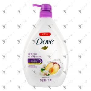 Dove Go Fresh Rebalance Body Wash 1L