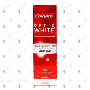 Colgate Optic White Toothpaste 100g