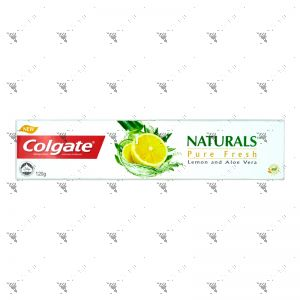 Colgate Naturals Toothpaste 120g Pure Fresh