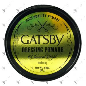 Gatsby Dressing pomade 80g Classical Tight