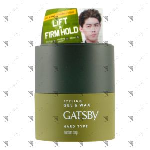 Gatsby Styling Gel & Wax 100g Hard