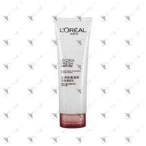 L'Oreal Paris HydraFresh Anti-Ox Creamy Foam 125ml