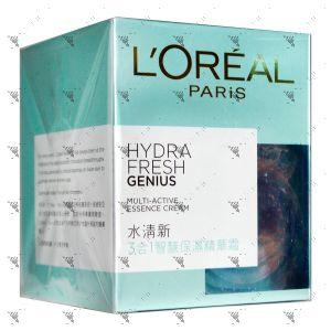 L'Oreal Hydra Fresh Genius Multi-Active Essence Cream 50ml