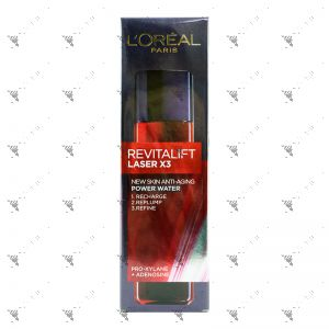 L'Oreal RevitaLift Laser x3 Power Water 175ml