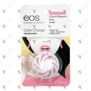EOS Lip Balm Color Change Cherry Blossom 7g