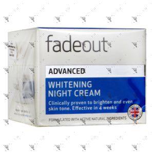 Fade Out Whitening Night Cream 50ml