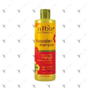 Alba Botanica Shampoo 355ml Body Builder Mango
