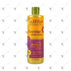Alba Botanica Shampoo 355ml Colorific Plumeria