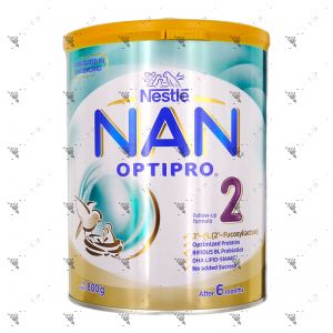 Nestlé® NAN® OPTIPRO® 2 Milk Powder 800g(For >6months)