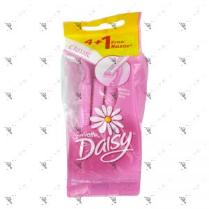 Gillette Daisy Classic 5s