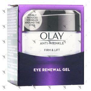 Olay Anti-Wrinkle Eye Renewal Gel 15ml