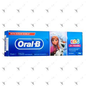 Oral-B Toothpaste 3+ Years Old Frozen 75ml