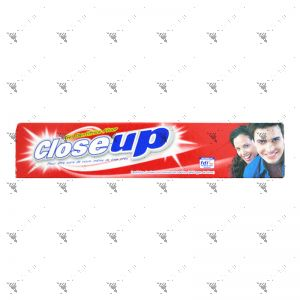 Close Up Gel Toothpaste 75ml Red Hot