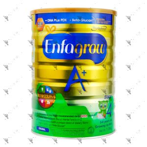 Enfagrow A+ Stage 4 Milk Powder (360DHA+PDX+Beta-Glucan) 1.8kg
