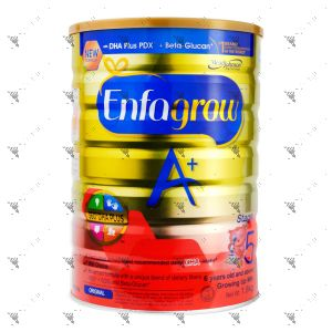 Enfagrow A+ Stage 5 Milk Powder (360DHA+PDX+Beta-Glucan) 1.8kg