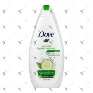 Dove Shower Gel 500ml Fresh Touch