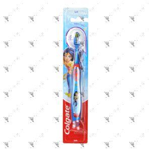 Colgate Toothbrush Smiles Junior 6+ Years Soft 1s