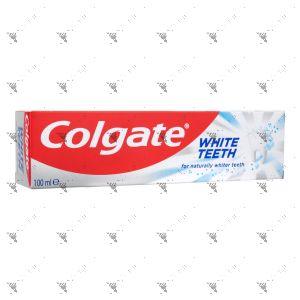 Colgate Toothpaste White Teeth 100ml