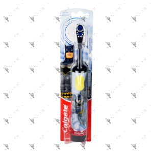 Colgate Toothbrush Battery Power Batman Extra Soft 1s