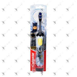 Colgate Toothbrush Battery Power Batman Extra Soft 1s